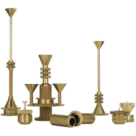 Tom Dixon to launch brass accessories at Maison & Objet