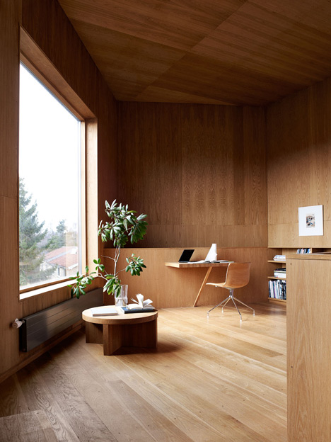 Villa Weinberg by Weinberg Architects and Friis and Moltke