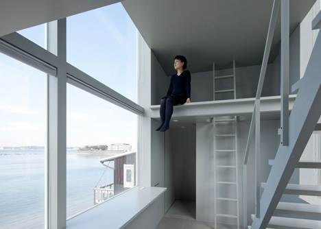 Window House by Yasutaka Yoshimura Architects