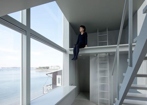 Window House by Yasutaka Yoshimura Architects
