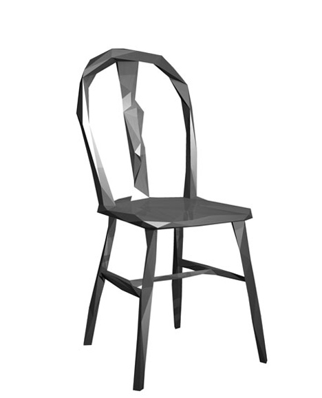 Windsor 2.0 by Mikko Hannula updates traditional Windsor chair