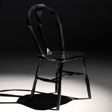 Traditional Windsor chair updated by Mikko Hannula