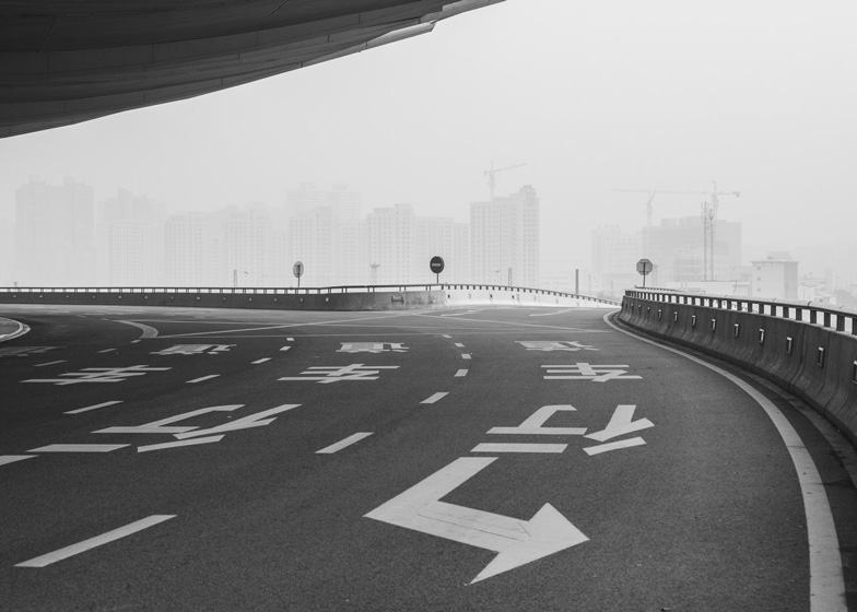 Sense of place: exterior approach to the Shanghai South Railway Station - photographed by James Leynse