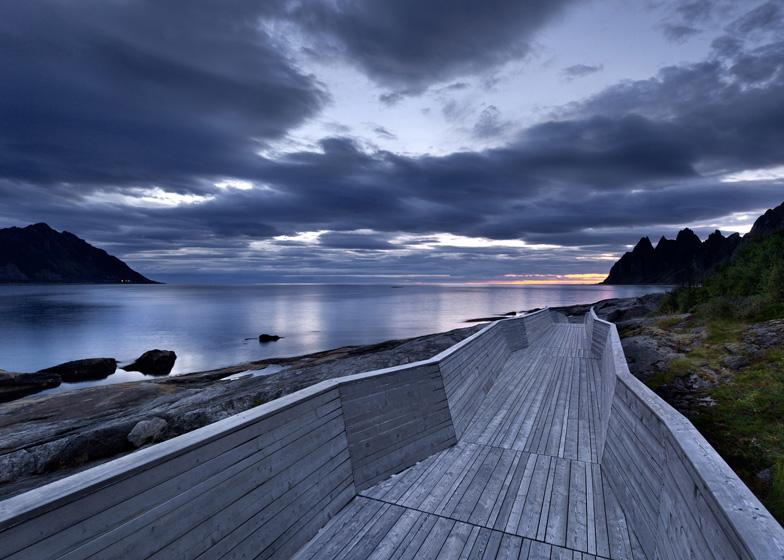 Sense of place: Tungeneset by Code Arkitektur - photographed by Ken Schluchtmann
