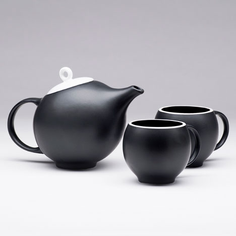 Eva Tea Set by Maia Ming Fong