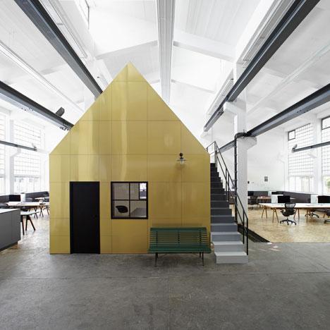 Halle A by Designliga - Bureau for Visual Communication and Interior Design