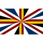Designs proposed for union jack flag without Scotland