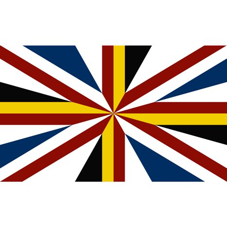 designs proposed for the union jack flag without Scotland