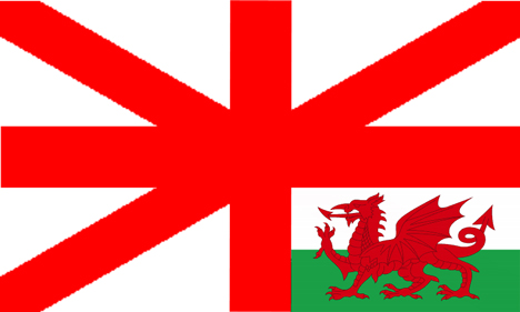 Welsh Flag Wallpaper - WallpaperSafari