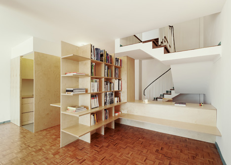 Apartment in Coimbra by João Branco