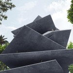 Fernando Romero's new Archivo gallery to feature jutting floorplates