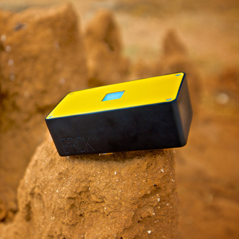 "BRCK portable internet router by Ushahidi ""designed to work anywhere"""