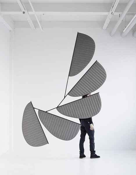 Balance installation by GamFratesi