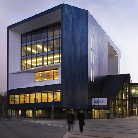 Bucks New University axes furniture courses
