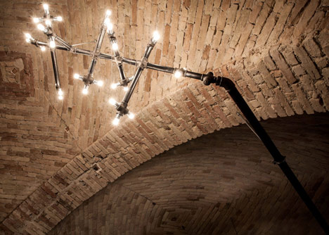 Cafe in Budapest by Spora Architects