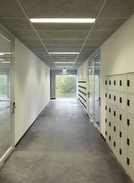Wiel Arets completes college campus in Rotterdam's Hoogvliet district