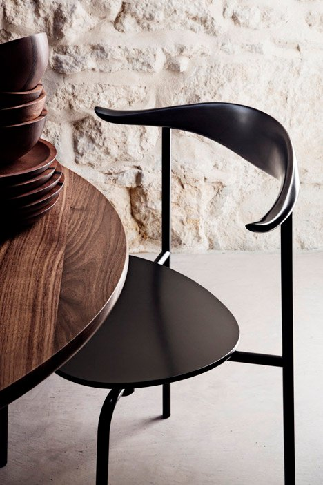 Carl Hansen and Son puts Hans J. Wegners CH88 chair into production