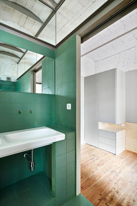Casa Tomas by Laboratory for Architecture in Barcelona