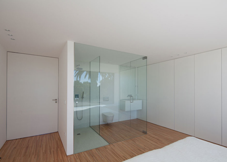Casa da Maternidade by Pablo Pita Architects is a renovated Porto townhouse