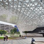 Rojkind Arquitectos renovates Mexico's National Film Archive and Film Institute
