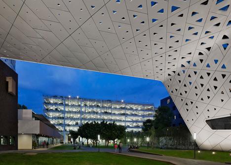 Cineteca Nationale by Rojkind Arquitectos