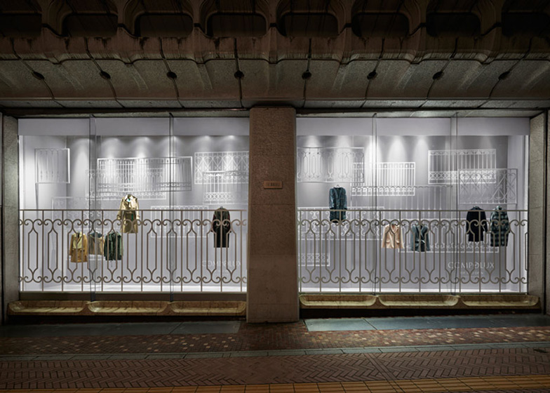 Compolux at Seibu department store Tokyo by Nendo