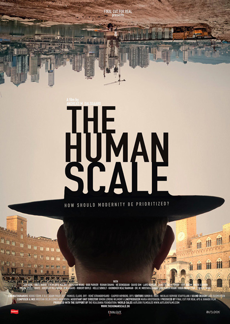 Design Indaba The Human Scale film poster