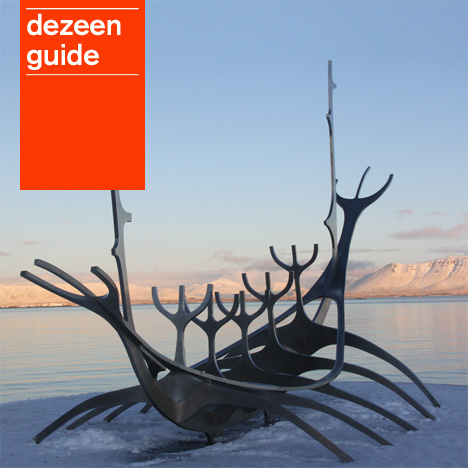 Dezeen Guide update: March 2014 - Reykjavik
