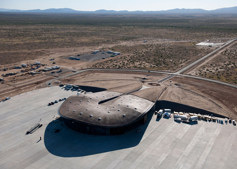 1: Spaceport America by Foster + Partners