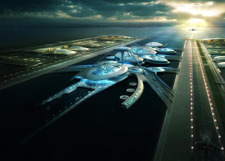 2: London Britannia Airport by Gensler