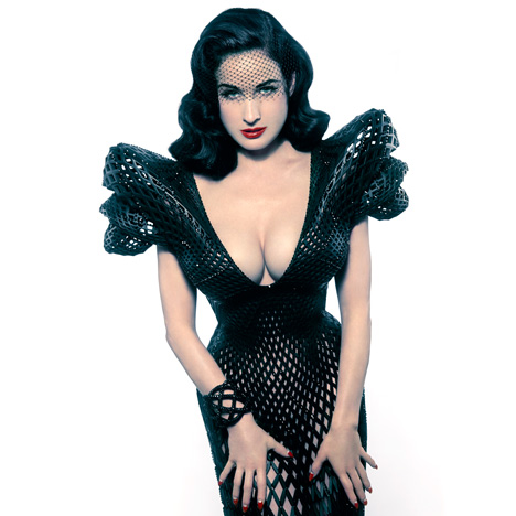 Dita von Teese dress by Francis Bitonti