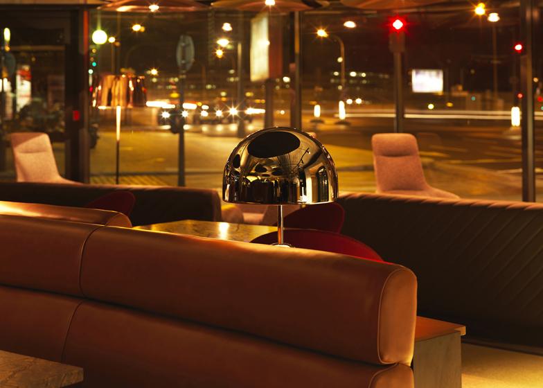 Dixon completes Éclectic restaurant in Paris