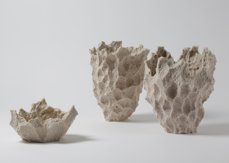 Else Rock Vases from the Naturelike collection