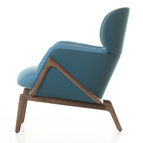 De La Espada launches new collection with a chair by Luca Nichetto
