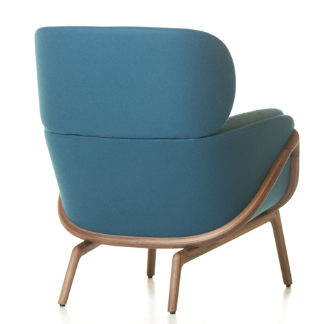 Elysia chair by Luca Nichetto for De La Espada