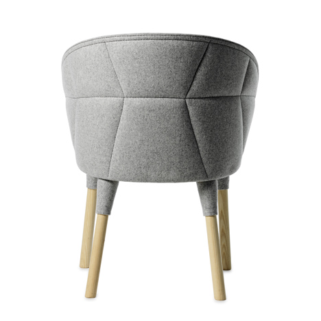 Emily chair by Farg and Blanche for Garsnas