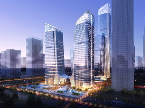 Farrells to masterplan two sites in Shenzhen's Qianhai finanical district