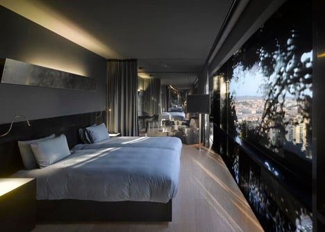 Fira Renaissance Hotel in Barcelona by Jean Nouvel