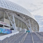 Sochi Winter Olympics commence inside Populous-designed stadium