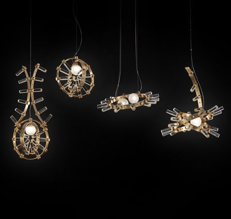 Flexus Pendants by Baroncelli