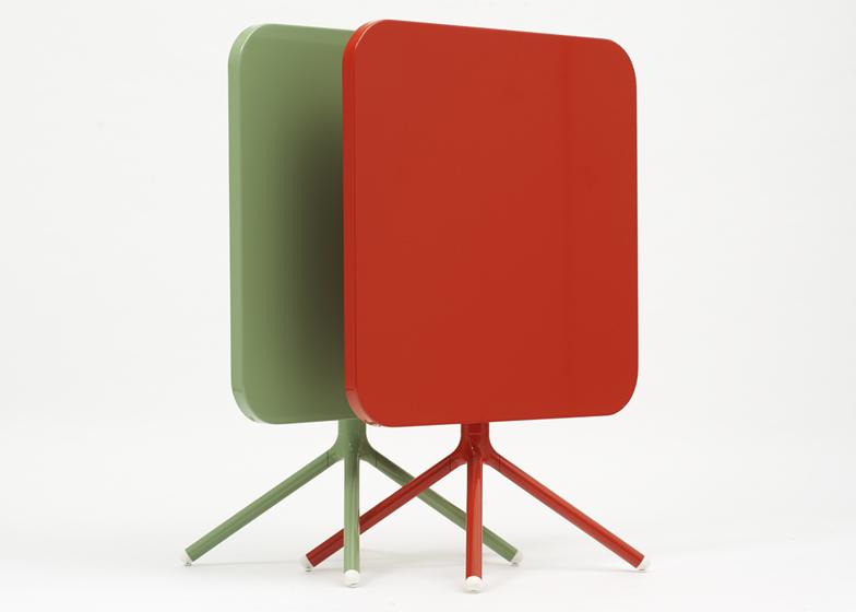 Samuel Wilkinson designs Grace collection of aluminium furniture