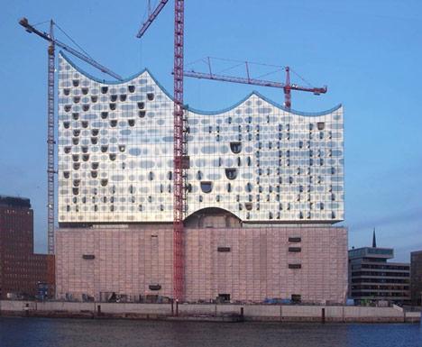 Herzog de Meuron's Elbphilharmonie - Convergent 3D Architecture App by Neutral