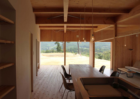 Hinanai Village House by Koura Architects