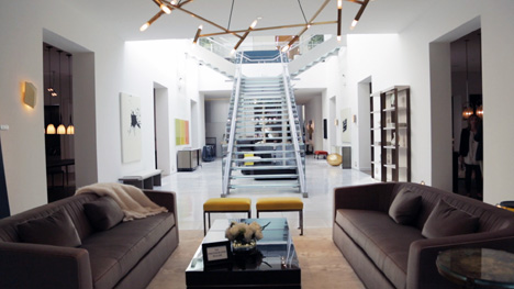 Holly Hunt showroom, Miami Design District