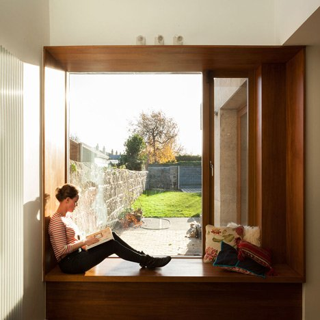 Amazing House Extension By Gkmp Architects Includes A Wooden Window Seat Ncnpc Chair Design For Home Ncnpcorg