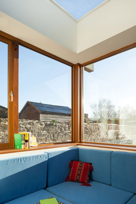 Pleasing House Extension By Gkmp Architects Includes A Wooden Window Seat Ncnpc Chair Design For Home Ncnpcorg
