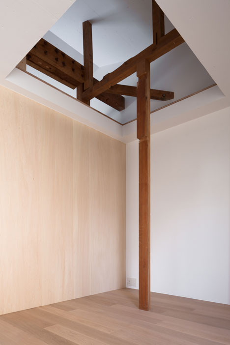 House in Shichiku by Shimpei Oda