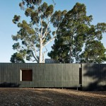 Karri Loop House by MORQ folds around three indigenous Australian trees