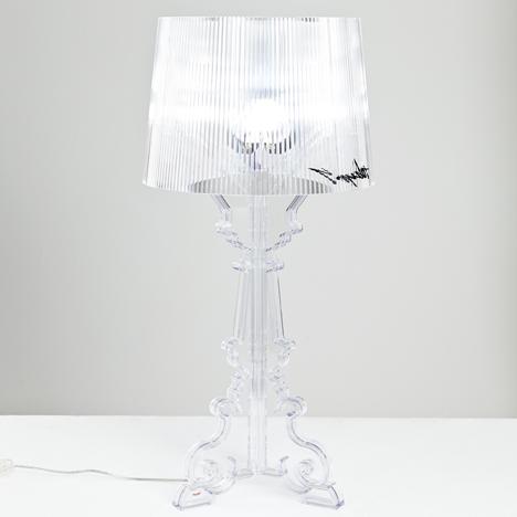 Designers reinterpret Kartell's Bourgie lamp