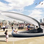 Zaha Hadid and Hopkins among architects to design London water fountains